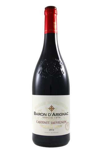 Smooth and soft with good intensity of blackberries.