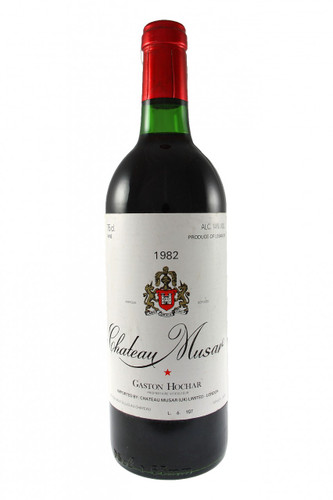 Chateau Musar Red 1982