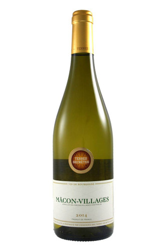 Macon Blanc Villages Terres Secretes 2014