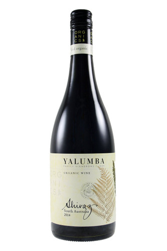 Yalumba Organic Shiraz 2014