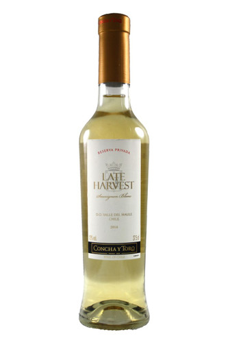 Late Harvest Sauvignon Blanc Concha Y Toro 2014
