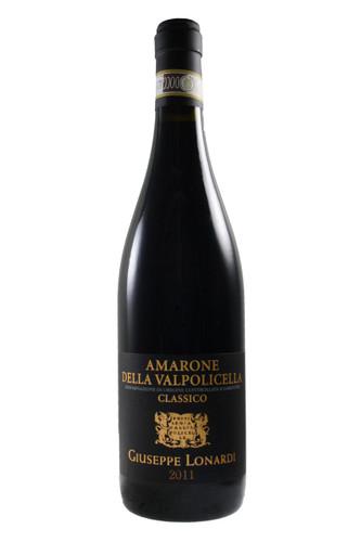 Amarone Della Valpolicella Classico Giuseppe Lonardi 2012