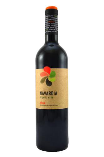 Navardia Organic Rioja Joven 2015