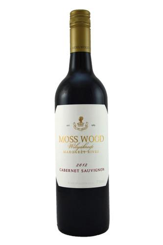 Moss Wood Cabernet Sauvignon 2012