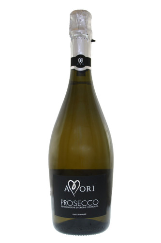 Crisp and elegant Prosecco with vibrant apple and pear notes.