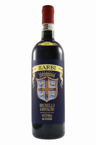Rich, ripe and concentrated with dark fruits.