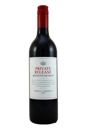 The palate is dense and rich with juicy red berry fruit.