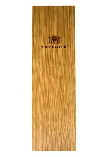 Taylors 1985 Vintage Port in an Oak Gift Box