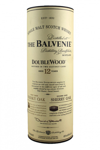 The Balvenie Doublewood 12 Year Old Gift Tin