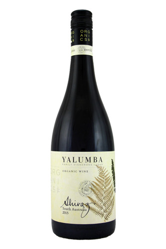 Yalumba Organic Shiraz 2015