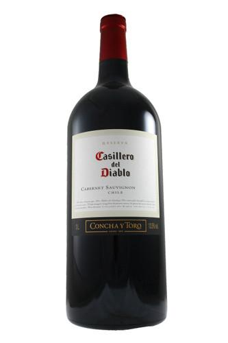 Casillero Del Diablo Cabernet Sauvignon Jeroboam 3ltr 2015