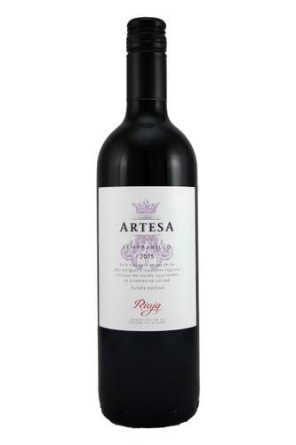 Artesa Tempranillo Rioja 2015
