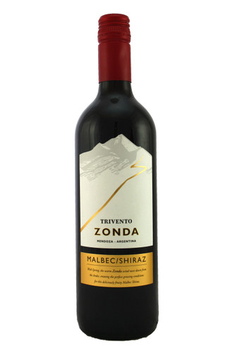 deep, rich red with immense fruitiness.