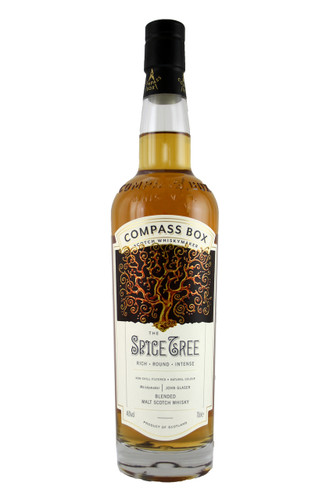 rich, intense malt whisky redolent of baking spices and layered with toasty oak accents