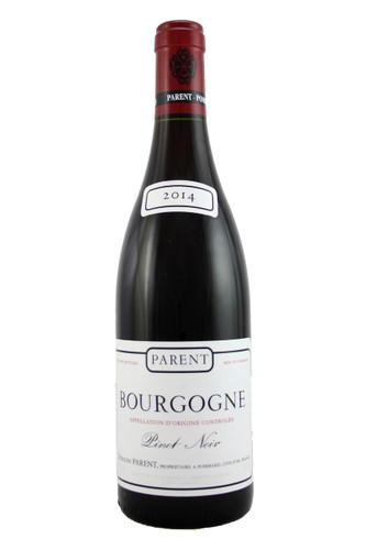 Bourgogne Pinot Noir Domaine Parent 2014