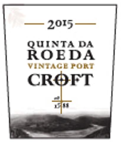 Croft Quinta de Roeda 2015 Halfs