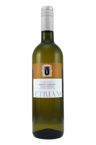 A fresh, versatile light bodied white wine.