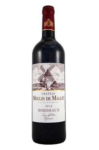 A Gold medal winning wine at the Concours de Bordeaux that represents excellent value.