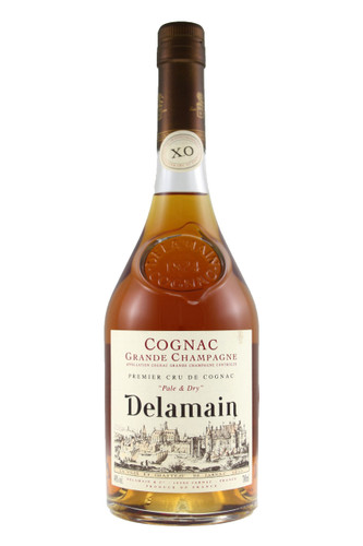 Delamain X.O. Pale and Dry Cognac Grand Champagne