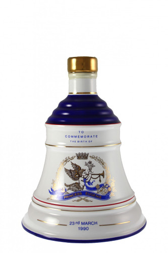 Bells Whisky Decanter Birth Of Princess Eugenie