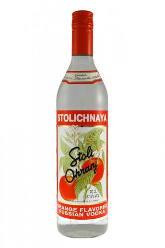 Stolichnaya Orange  Russian Vodka