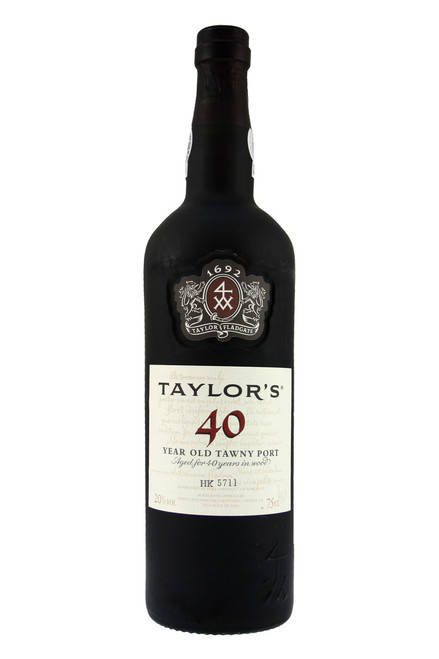 Taylors 40 Year Old Tawny Port Taylors Port From Fraziers