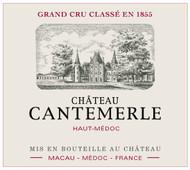Chateau Cantemerle 2010