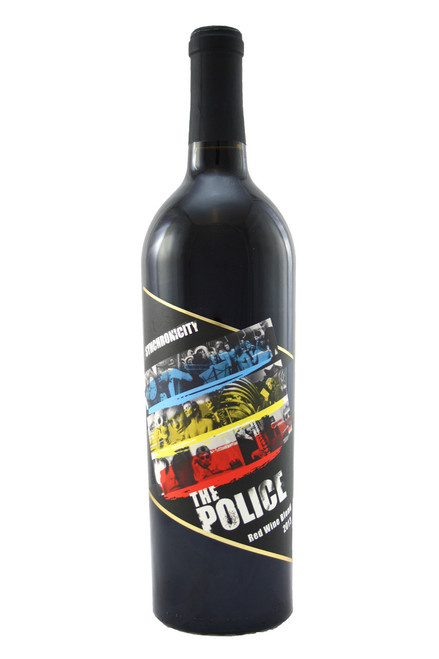 The Police Synchronicity 2013 Wines That Rock From