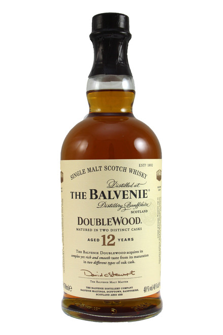Big flavour, sweet after taste. Double wood is as it implies firstly matured in oak then a few months in old Oak sherry casks.