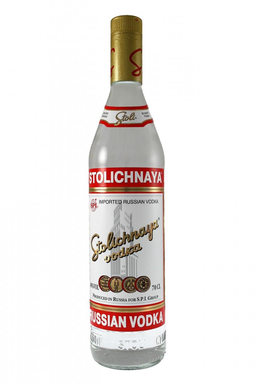 Stolichnaya Russian Vodka Stolichnaya from Fraziers Wine ...