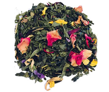 Sencha  Flower Power