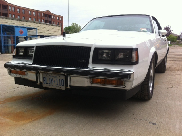 Buick Regal Turbo T