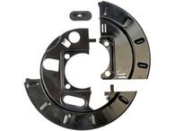 Split Backing Plate - 2 pcs. Application :GM Trucks & Vans 2007-00 Brand :Dorman - OE Solutions