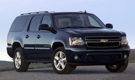 Chevrolet C2500 Suburban