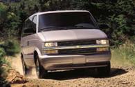 Chevrolet Astro Alternator 04-01