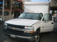 Chevrolet C3500 Alternator 03-01