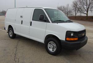 Chevrolet Express 2500 Alternator 04-03