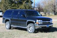 Chevrolet 2500 Suburban Alternator 04-00