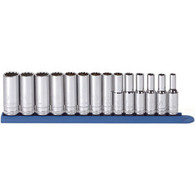 GearWrench 14 Piece 12 Point Deep Socket Set 80562
