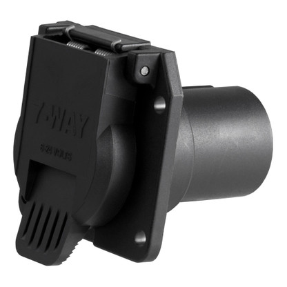 7-Way Car Replacement Socket for 7-Way Twist In OEM GM Vehicles