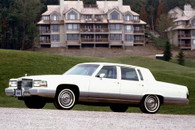 Cadillac Brougham 1990 Starter Motor V8-5.7L