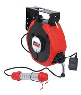 Lincoln Medium Duty 30 LED Light Reel