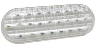 Grote Led Strobe Light Yellow Oval 77363 Auto Parts