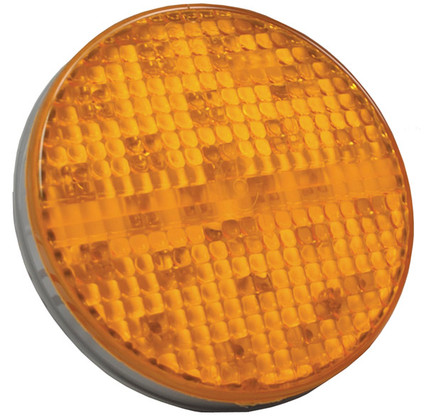 Grote Yellow Led Strobe 77353