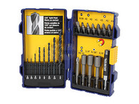 Irwin Drill and Drive 20 Piece Set 357020