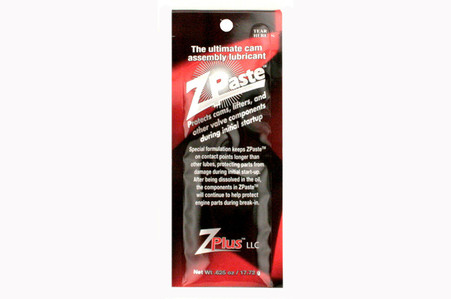 ZPaste The Ultimate Cam Assembly Lubricant
