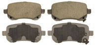 Dodge Journey Brake Pads From Wagner ThermoQuite QC1326