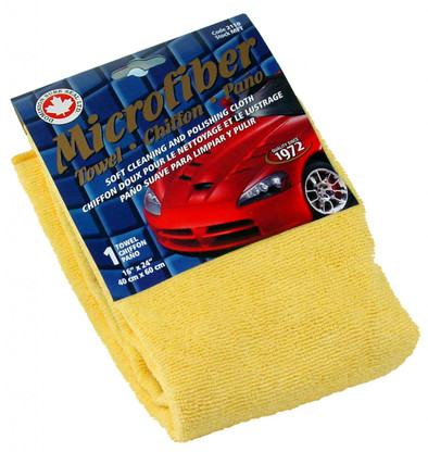 dominion sure seal microfiber towel