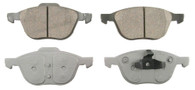Brake Pads For Ford Focus From Wagner ThermoQuiet QC1044 Brake Pads