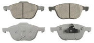 Brake Pads For Mazda 3 From Wagner ThermoQuiet QC1044 Brake Pads